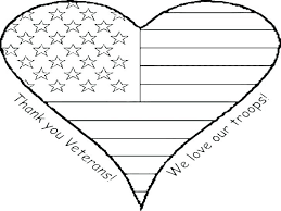 Veterans Day Coloring Pages Image Sheet Free Printable To Print