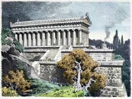 Храм Артемиды Эфесской смотреть со спутника online чудес  Эта история драматична трудно решить что же здесь торжествует зло или добро Эфес был одним из крупнейших городов в Ионии пожалуй самой развитой и