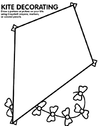 Free Printable Kite Template Free Printable Kite Template 14 Reinadela Selva