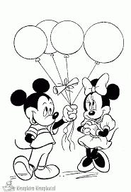 Kleurplaten Minnie Mouse Kleurplaten Kleurplaatnl