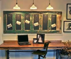 vintage office decorating ideas. modren vintage reclaimed wood wall board to vintage office decorating ideas f