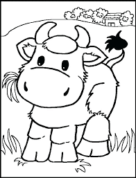 Color Pages Of Animals Realistic Wild Animals Coloring Pages Kids