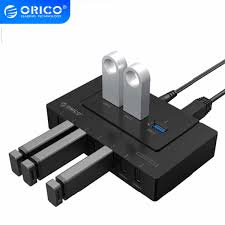 <b>ORICO</b> Multi USB3.0 HUB 5Gbps <b>4 7 Port</b> USB Splitter OTG Adapter ...