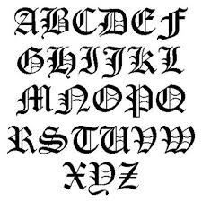 Font Styles For Tattoos Best Fonts Ak Photo Studio Tattoo Designs 2019