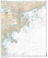 13275 Salem Harbor And Lynn Harbor Nautical Chart