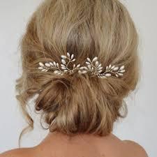 Haarpin Bruidgala Haarmode 3 Pins