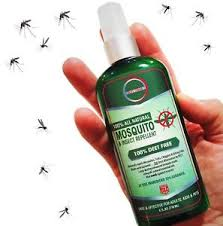 deet travel size natural mosquito and insect repellent spray deet free travel size