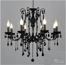 epic black wrought iron ceiling lights