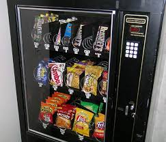 Where To Put Vending Machines Mesmerizing Vending Machine Britannica