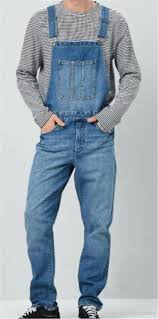 Designer Overalls Denim 2019 Denim Designer Mens Overalls High Waist Blue Cargo Mens Pants Fashion Loose Long Male Trousers With Pockets From Astroworldclothing 47 72
