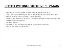 Project Proposal Writing SlideShare