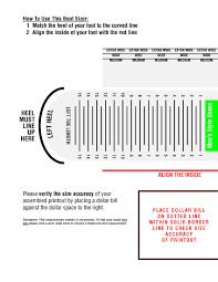 Danner Boot Sizing Guide Tsaa Heel