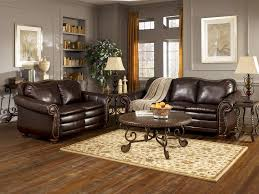 Leather Furniture Sets For Living Room Stylish Decoration Ashley Leather Living Room Sets Fancy Ideas