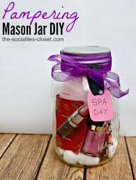 Decorating Mason Jars For Gifts