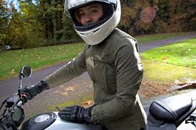 the levett jacket proved to be the perfect compromise for a casual rider it s fully waterproof with taped seams and a water beading finish