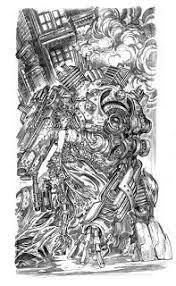Disegno Per La Cover Dello Steampunk Nouveau Folder De Paperblog