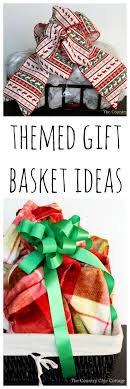 Gift Basket Wrapping Ideas Themed Gift Basket Ideas And 100 Gift Card Giveaway The