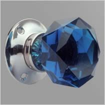 colored glass door knobs. blue glass star door knob colored knobs