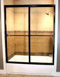 various black shower door black framed shower doors astonishing door services home interior matte black shower various black shower door