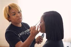 a local makeup artist hosts an program for advancing beauty careers