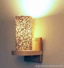Small Living Room Lighting Ideas How To Make A Wall Lampsconce