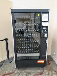 Automatic Products Vending Machine Enchanting West Auctions Auction Complete Sellout Of Bay Area Casino ITEM