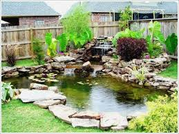 Small Picture Pond Ideas For Small Gardens Home Design Ideas