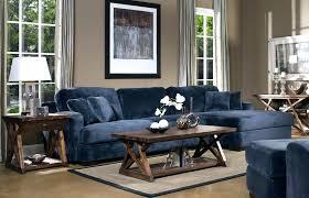 blue sofa living room. Navy Blue Sofa Bed Dark Living Room And