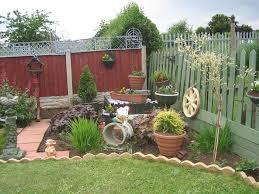 Small Picture Beautiful Ideas Garden Wall Glamorous Garden Wall Decoration Ideas