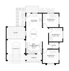 small house design 2016004 pinoy eplans philippines
