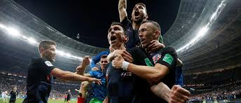 موسكو - كرواتيا تتأهل للمباراة النهائية لكأس العالم لأول مرة في تاريخها