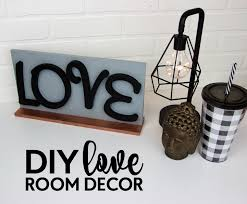 Love Bedroom Decor Diy Love Room Decor A Little Craft In Your Daya Little Craft In