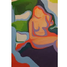 Beth Reider Original Oil on Canvas | EBTH