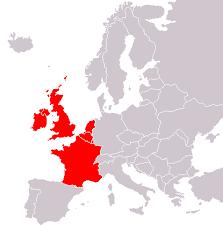 Западная Европа в мировом хозяйстве Реферат Исторически именно Западная Европа стала тем регионом мира в котором сформировался наиболее крупный и зрелый интеграционный территориально экономический