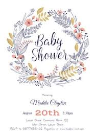 free photo invitation templates baby shower invitation templates free greetings island