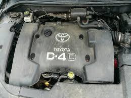 2005 TOYOTA AVENSIS T3-S D-4D 1995cc 1cd-ftv Diesel Manual 5 Speed 5 ...