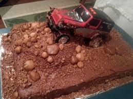 Jeep Grooms Cake Cakecentralcom