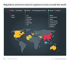 Crypto Regulation Outlook In 2019 What Is The Global Scenario