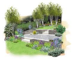 Steep Hill Garden Design Q How Can I Make The Most Of My Sloping Garden Garden