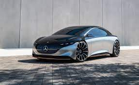 We'd expect the sedan to. 2022 Mercedes Benz Eqs What We Know So Far