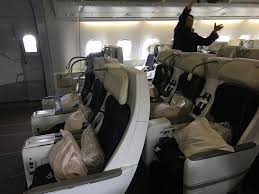 Seat Map Air France Airbus A380 International Long Haul