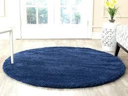 round navy rug round navy rug navy blue rug collection white round rugs blue round