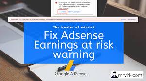 ads txt adsense