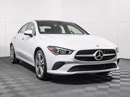 Choose the color, wheels, interior, accessories and more. New 2021 Mercedes Benz Cla 250 Coupe Near Riverside 58009n Walter S Automotive Group