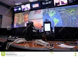 Контрольный центр управления полетом Ориона Редакционное Стоковое  orion