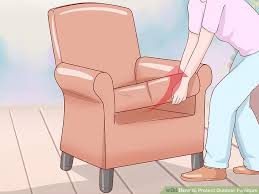 protect outdoor furniture. image titled protect outdoor furniture step 1
