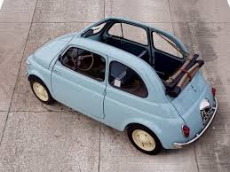 RM Sotheby's - 1957 Fiat 500 N 'Vetri Fissi' | Monaco 2014