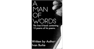 A Man of Words by Ivan Burke