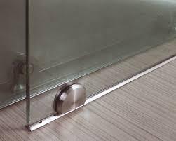 frameless glass pocket doors. CRL GSDH Series Bottom Rolling Sliding Door System Frameless Glass Pocket Doors