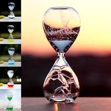 office decorative accessories. Beautiful Decorative OUYUN Magic Glass Bubble Hourglass Office Accessories Room Decoration  Gifts Student Desk Decorative And E